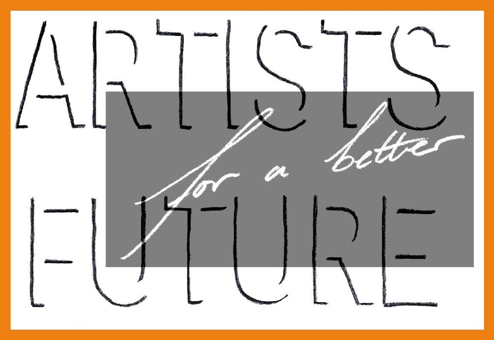 Logo von Artists for a better future